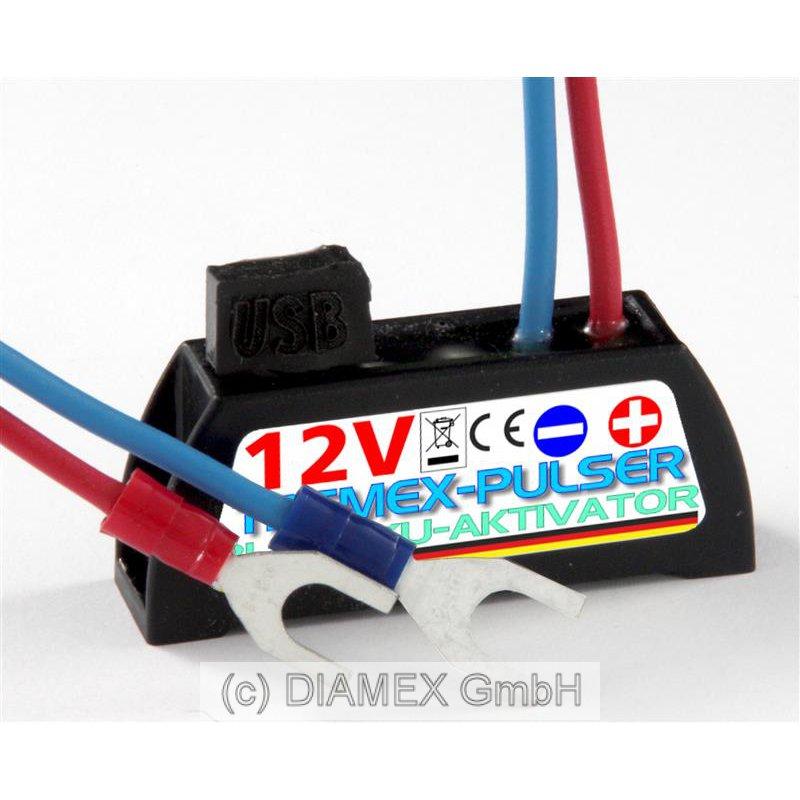 SWEEPY Revitalisierer 12V Ladegert Bleiakku Autobatterie ...